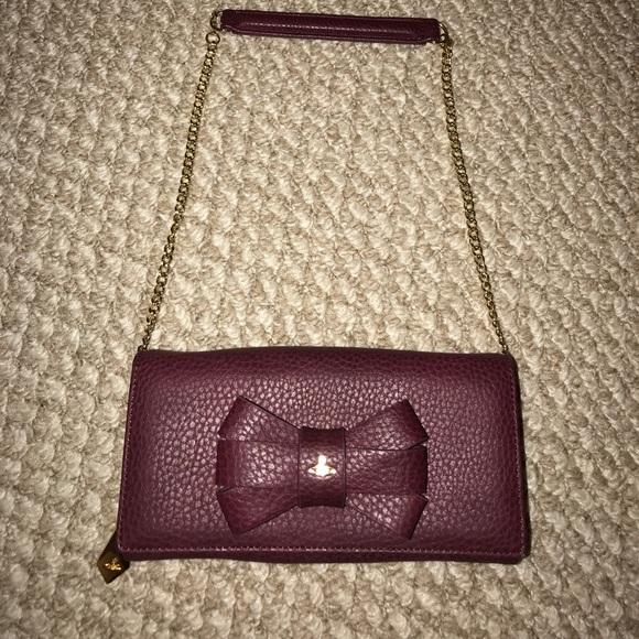 95b1ef59650 ... 321441 long; vivienne westwood bags wallet on chain poshmark ...